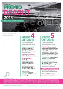 Locandina Premio 2013